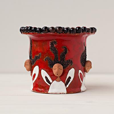 Keramikinis vazonas