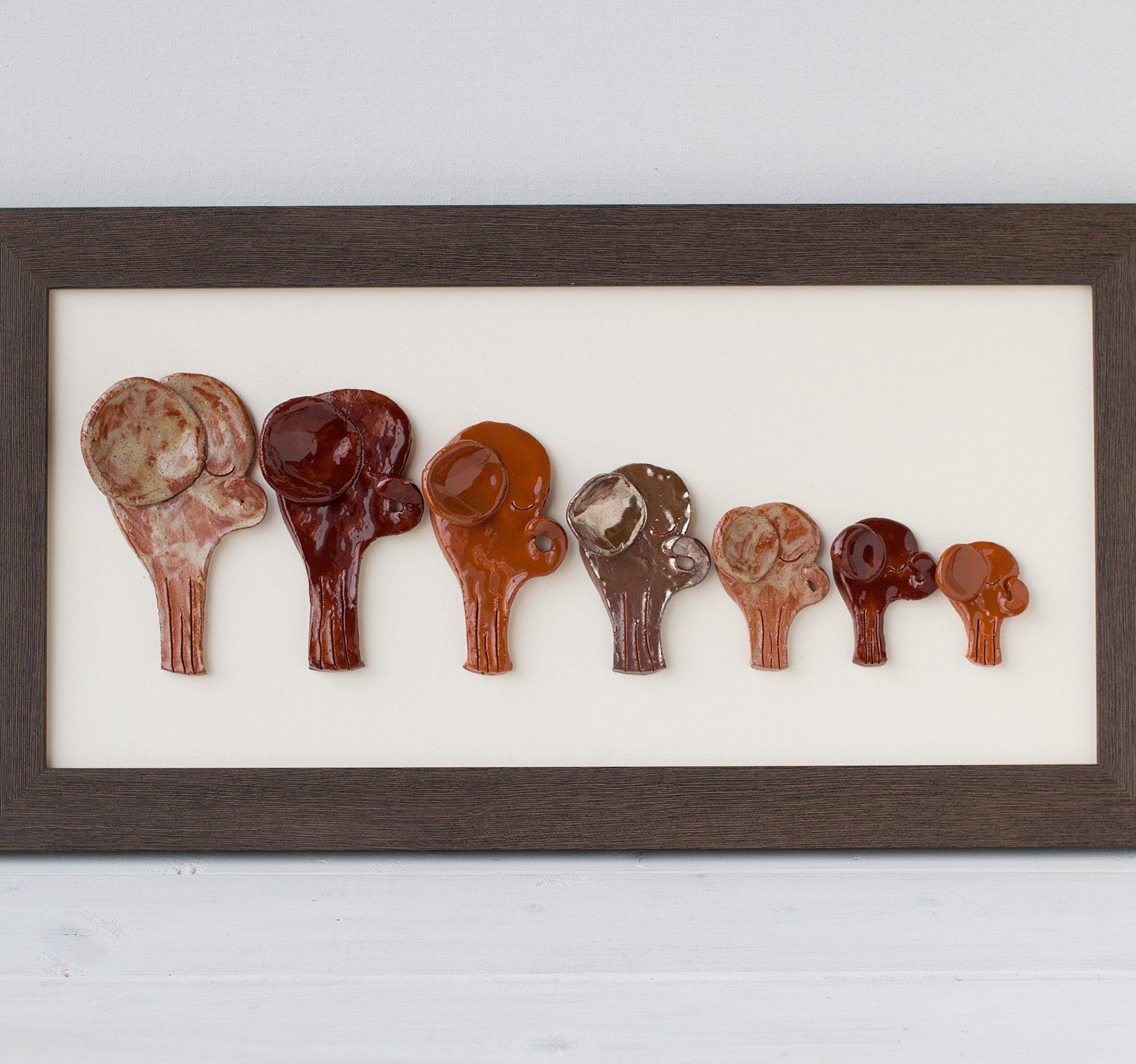 keramikiniai drambliai